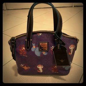 NWT Dooney and Bourke Disney Aladdin satchel